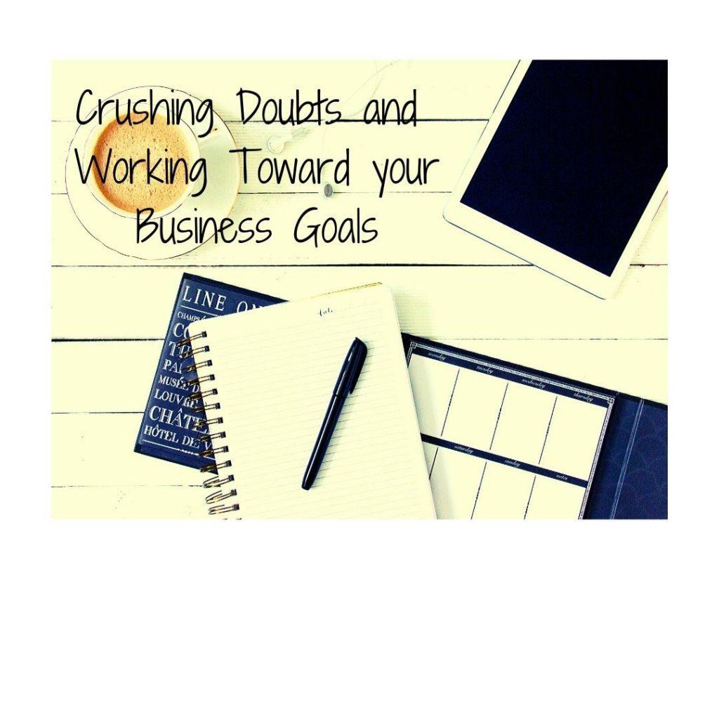 Business goals as a freelance writer